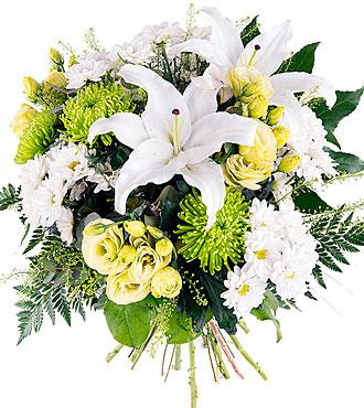 Mixed bouquet Malaquita
