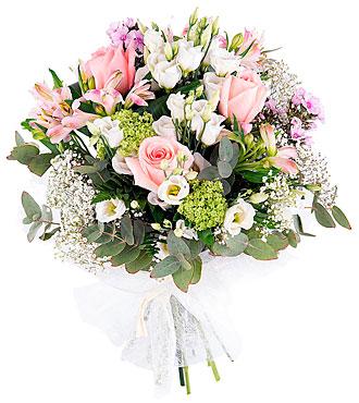 Romantic Mixed Bouquet Templanza