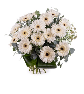 Bouquet of With Gerbera Daisies