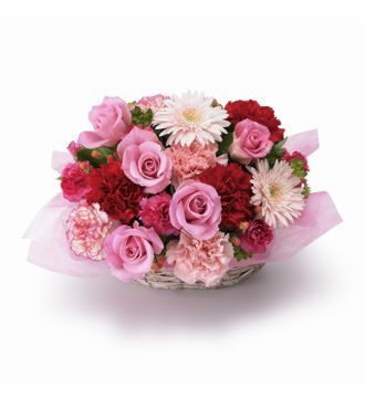 Mother's Day the most popular arrangement with carnations