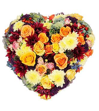 Loving Heart Arrangement