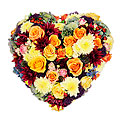 Loving Heart Arrangement