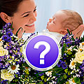 Seasonal Bouquet New Born Baby Boy
