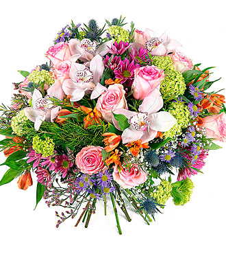 Premium bouquet Toscana