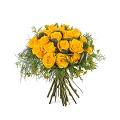 20 Short-stemmed Yellow Roses