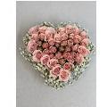 Mini Roses Heart