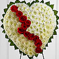 Broken Heart Wreath
