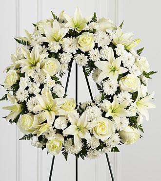 Treasured Tribute™ Wreath