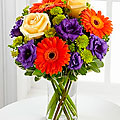 The FTD® Rays of Solace Bouquet