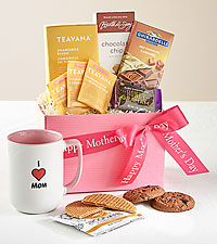 Mother's Day Tea & Treats Gift Box