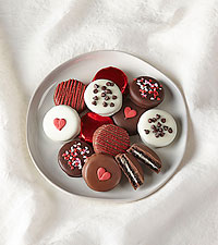 Valentine's Day Chocolate Covered OREO® Cookies