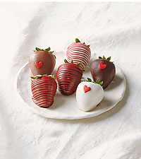 Sweet Love Chocolate Covered Strawberries