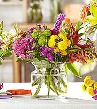 Bold & Bright – Bouquet original du fleuriste