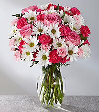 The FTD® Sweet Surprises® Bouquet-VASE INCLUDED