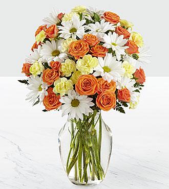 Le bouquet Sweet Splendor™ par FTD® - VASE INCLUS