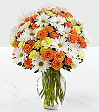 Le bouquet Sweet Splendor™ de FTD® – VASE INCLUS