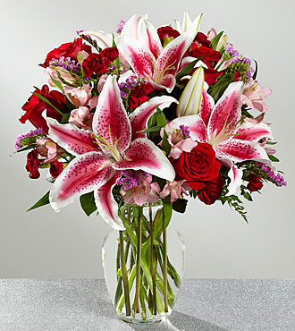 High Style Bouquet- VASE INCLUDED