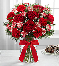 The FTD® Goodwill & Cheer Bouquet