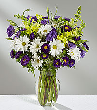 Le bouquet Happiness Counts™ de FTD®