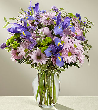 Free Spirit™ Bouquet- VASE INCLUDED
