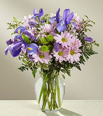 The FTD® Free Spirit™ Bouquet- VASE INCLUDED