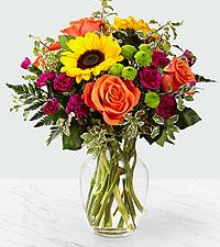 Le bouquet Color Craze™ – VASE INCLUS