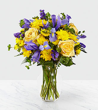 The Ftd 174 Cottage View Bouquet