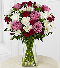 The FTD® My Sweet Love™ Bouquet - VASE INCLUDED