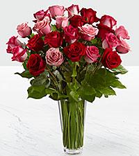 Le bouquet de roses True Romance<sup>&trade;</sup> de FTD®