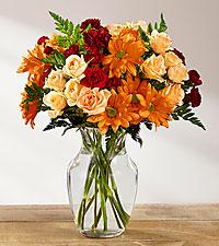 Le bouquet Golden Autumn™ de FTD®