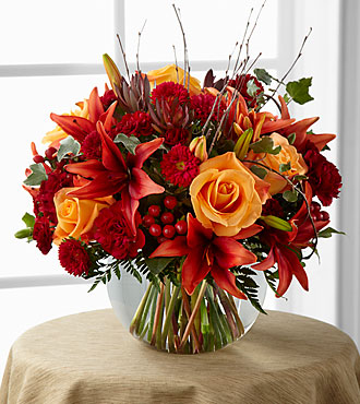 The FTD® Autumn Beauty™ Bouquet