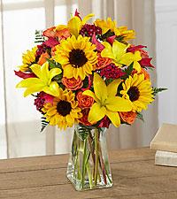 The FTD® Harvest Heartstrings™ Bouquet