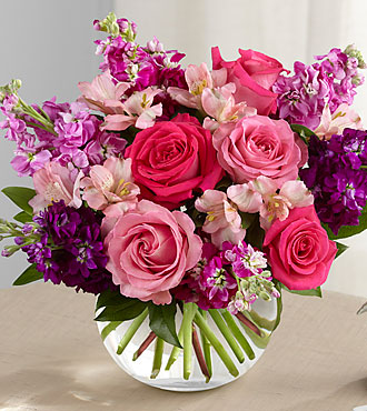 The FTD® Tranquil Bouquet - Deluxe