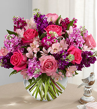 The FTD® Tranquil Bouquet - Exquisite