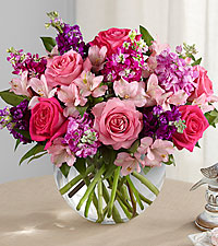 The FTD® Tranquil Bouquet - VASE INCLUDED