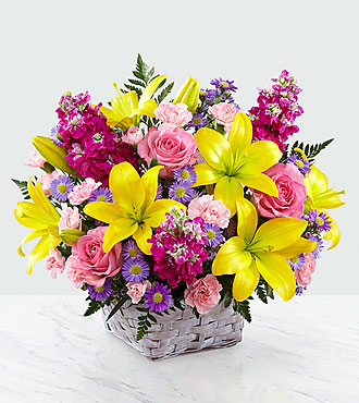 The FTD® Bright Lights Bouquet