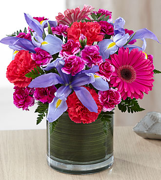 Le bouquet Pure Perfection™ de FTD®