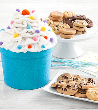 FTD Exclusive! Cupcake Cookie Box