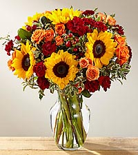 Le bouquet Fall Frenzy™ de FTD®