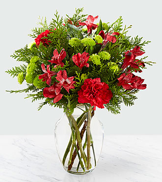 The FTD® Holiday Happenings™ Bouquet