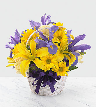 The Spirit of Spring™ Basket - BASKET INCLUDED