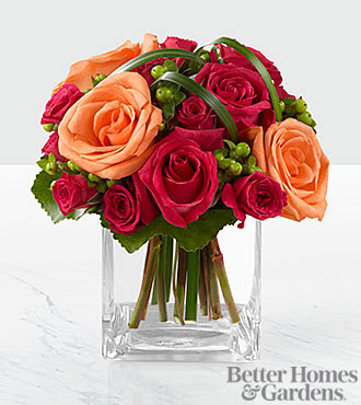 Le bouquet Deep Emotions™ de FTD® par Better Homes and Gardens® - VASE INCLUS