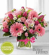 Le bouquet Blooming Vision™ de FTD par Better Homes and Gardens® - VASE INCLUS