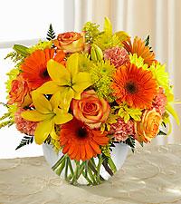 The FTD® Vibrant Views™ Bouquet