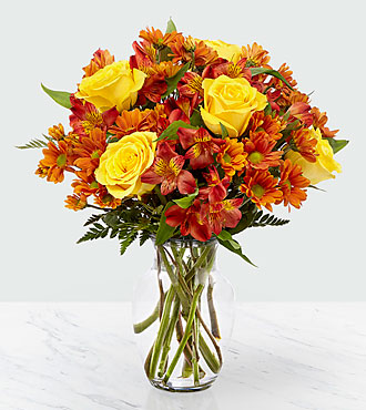Golden Autumn™ Bouquet - Deluxe