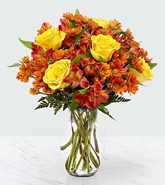 Golden Autumn™ Bouquet - Deluxe