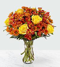 Bouquet Golden Autumn™ - Première qualité
