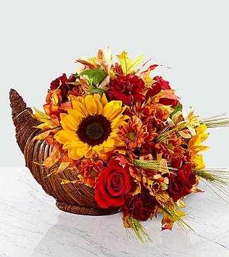 Fall Harvest™ Cornucopia - Deluxe