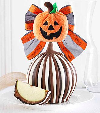Mrs. Prindables® Jack-O-Lantern Jumbo Halloween Chocolate Covered Apple