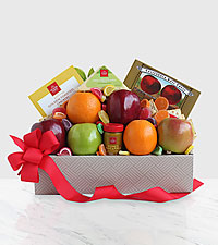 Fresh Fruit & Cheese Box - Better